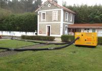 A Caruna Water Treatmend Works, Spain