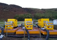 Selwood pumps are ideally suited for flooding applications