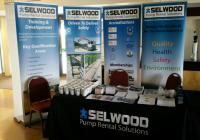 Selwood exhibited at Carlisle Racecourse