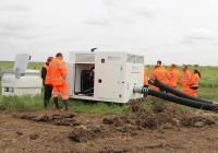 Selwood's D200 Super Silent was identified as the solution by the Water Management Alliance in East Anglia