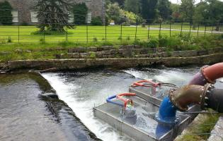 Water courses are subject to greater protection from the Environment Agency