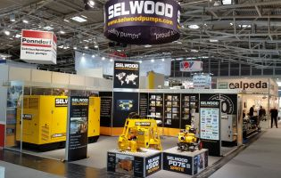 Selwood Pumps exhibiting at IFAT in 2016