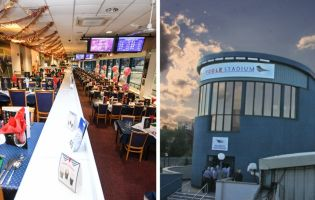 Selwood hosted a racing night and dinner reception at Poole Stadium