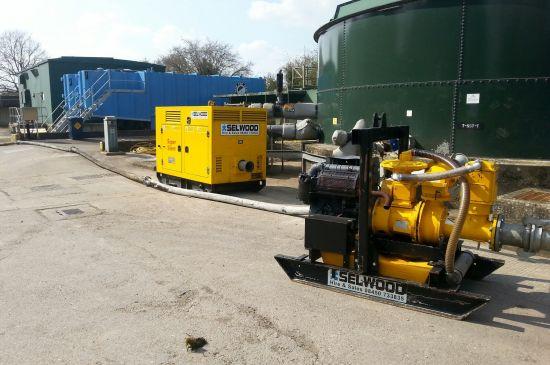 Pewsey Sewage Treatment Works