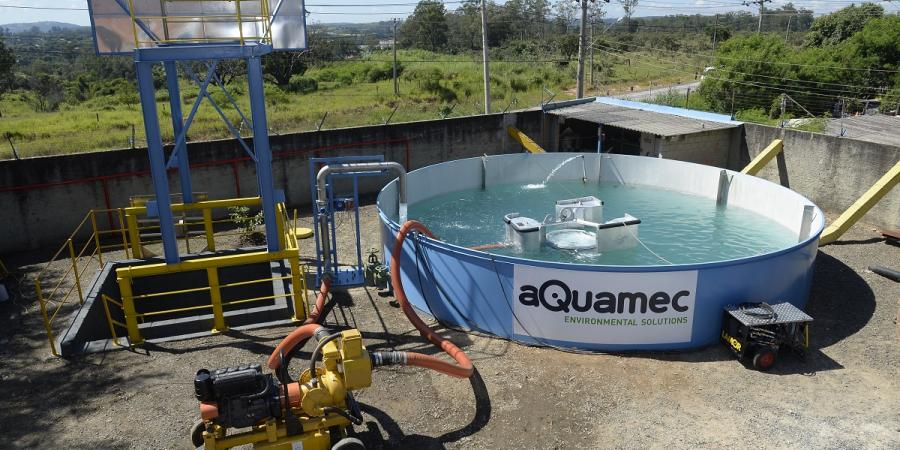 Selwood & Aquamec's new plant in Brazil