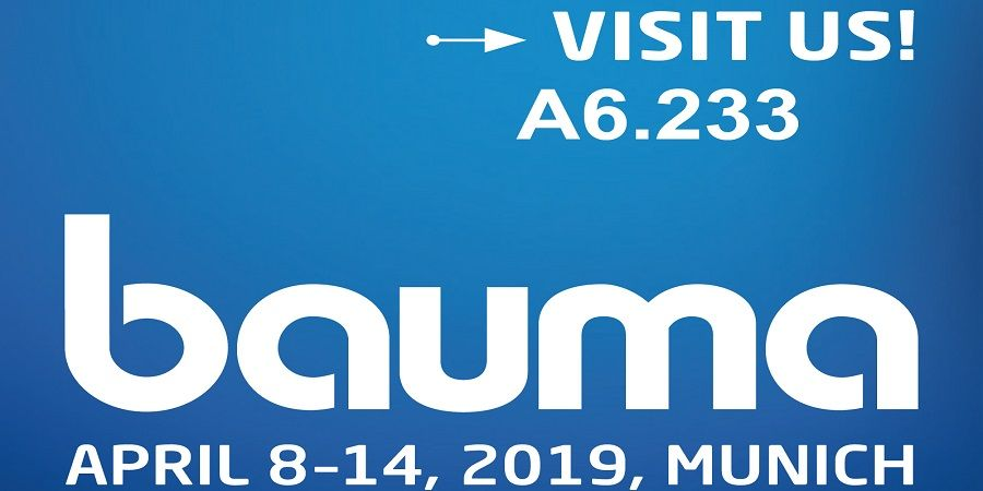 Selwood will be exhibiting at Bauma 2019