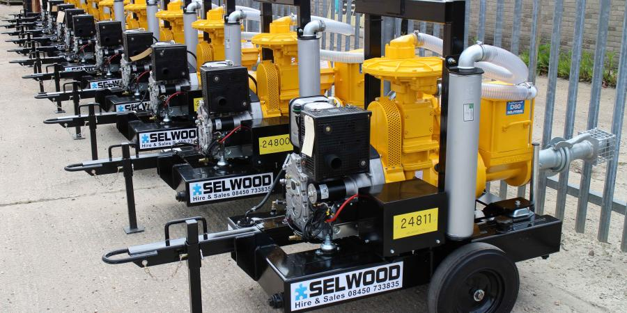 Selwood makes multi-million-pound investment as pump rental