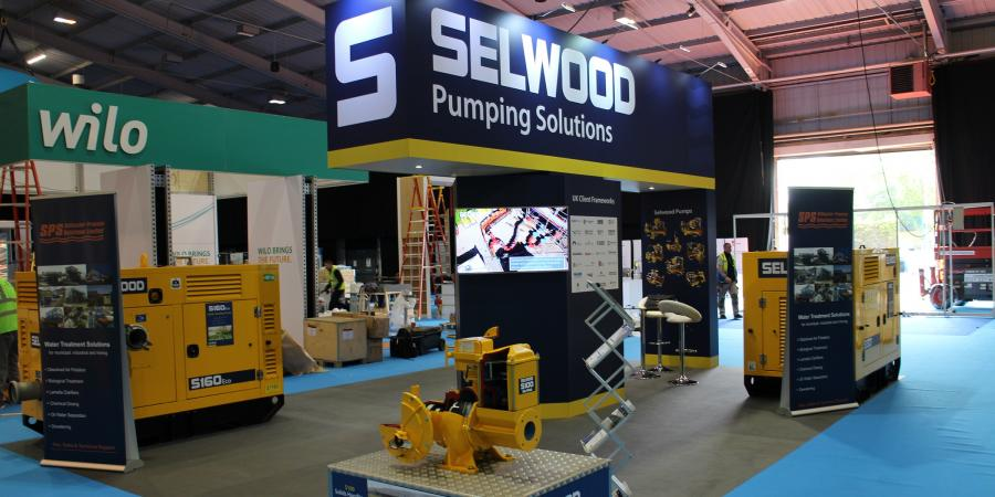 The Selwood exhibition at Pump Centre 2018