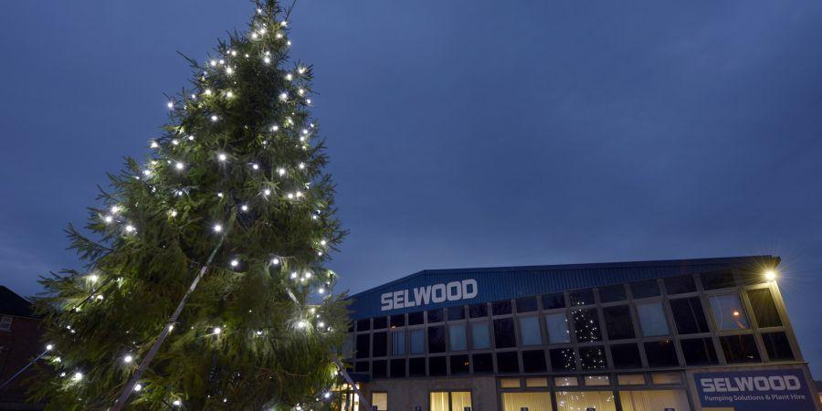 Selwood Christmas tree
