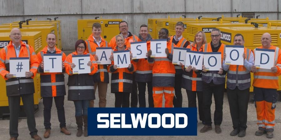The Exceptional Selwood team